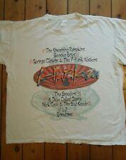 Lollapalooza 1994 *Rare* Tshirt XL Beastie Boys Nick Cave Smashing Pumpkins