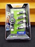 New RETRAK Retractable USB 2.0 Cable Multi Pack Expands to Over 3 Feet