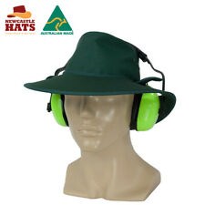 Newcastle Hats Earmuff Breeze Hat Wide Brim