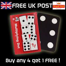 Multiplying Dot (Dot's Next, Hopping Spots) - Comedy Domino Magic Trick - NEW