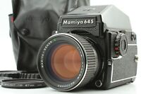 【MINT in Case】 MAMIYA M645 1000S Film Camera 80mm F/1.9 Lens From JAPAN #546