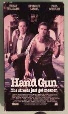 treat williams  HAND GUN seymour cassel   VHS VIDEOTAPE