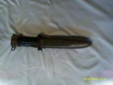 US USMC Army. Imperial, M5-1 Bayonet Knife M1 Garand with M8A1 Scabbard