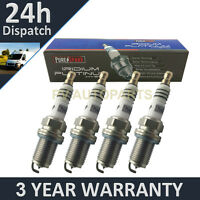 4X IRIDIUM TIP SPARK PLUGS FOR BMW 3 SERIES 318 I 2005-2011