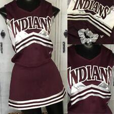 Real Cheerleading Uniform High School Indians