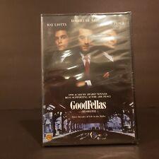 Goodfellas [New Dvd] Robert Deniro Joe Pesci Ray Liotta - Brand New Sealed!