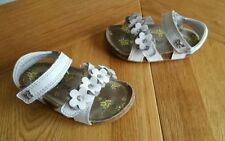 Girls Sandals NEXT Baby Shoes with Hook & Loop Fasteners