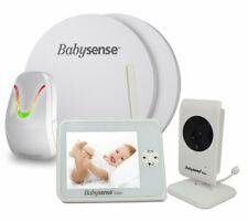 Babysense SET Babyphone V35 mit Kamera und 2 Sensormatten Babysense 7