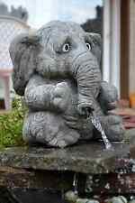 Elefant 'Benjamin' - Wasserspeier - Gartendeko - Brunnenstein
