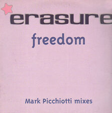 ERASURE - Freedom (Mark Picchiotti Mixes) - Mute