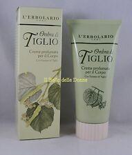 ERBOLARIO Crema corpo profumo OMBRA DI TIGLIO 200ml donna body cream linden