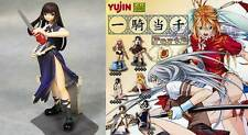 SR IKKI TOUSEN Battle Vixens Figure Vol.2 Teni Ten-i GASHAPON YUJIN