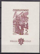 CZECHOSLOVAKIA 1964**MNH SC# 1257 S/S Hradcany - Prague
