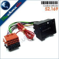 Cavo adattatore ISO autoradio Chevrolet Cruze (dal 2009) no active system