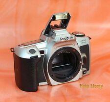 Minolta Dynax 505si SLR Kamera Top Zustand  7659