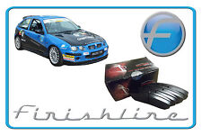 Mintex Racing Brake Pads 1989 F2R 17.20 fits MG ZR Front