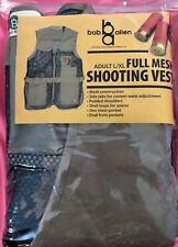 Bob Allen Full Mesh Shooting Vest Adult L/XL
