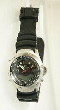 Freestyle 75211 Men's Watch Analog Digital Alarm Chrono Black Rubber Strap