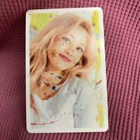 TWICE JIHYO Fanfare ONCE JAPAN Limited Official Hi Touch Photo Card