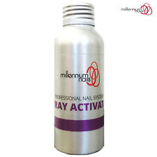 Millennium Nails Activator Spray 100ml for Fibreglass & Silk