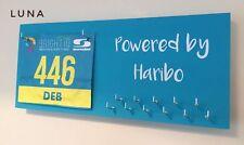 Powered by Haribo  - Runner / Sports Medal & Bib hanger / holder /display