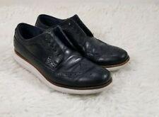 Cole Haan Men's Lunargrand Lunarlon Oxford Wingtip Sz 8.5 Shoes  no laces