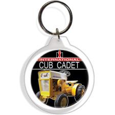 Cub Cadet International Garden Tractor model 70 IH Key Ring FOB chain Keychain