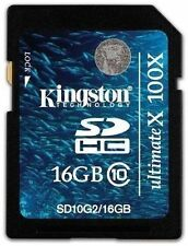 Kingston 16GB Speicherkarte