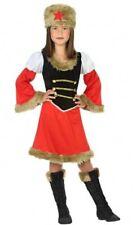 8bc17b746a2 Déguisement Fille RUSSE Rouge 10 11 12 Ans Costume Pays du monde NEUF