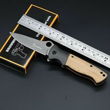 Browning DA45 High Class - Folding Knife (I Post From Australia, I Post Fast)