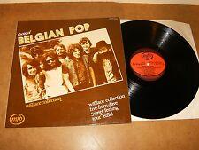ROOTS OF BELGIAN POP : VARIOUS ARTISTS - LP FRANCE 1973 - MFP 4M 046 23 436