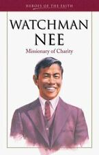 Watchman Nee: Man of Suffering (Heroes of the Faith (Barbour Paperback))