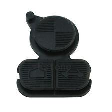 1Pc Replacement Remote Key Buttons 3 Button Pad Fits For BMW E38 E39 E36