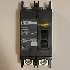 Square D Qbl22125Tm Qb 125 Amp PowerPact Circuit Breaker 240V