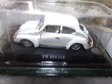 volkswagen coccinelle voiture miniature 1/43 collection del prado
