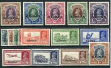 Bahrain 1938-41 set SG20/37 fine MLH cat £1000