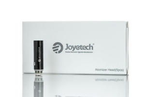 (5-Pack) Authentic Joyetech eGo AIO ECO Replacement BFHN Coil Head 0.5ohm