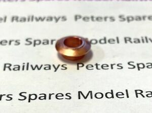 Peters Spares PS120 Replacement Hornby 0-6-0 Chimney Top (Cap) Copper OO Gauge