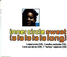 CD:INNER CIRCLE- Sweet (a la la la la Long