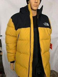 Mens TNF The North Face UX (Nuptse) 550-Down Parka Insulated Winter Jacket Sz L