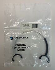 Plantronics H61 Black Headband Headsets