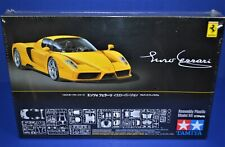 Tamiya 1/24 Enzo Ferrari Sports Car -Yellow Version -  SEALED Kit 24301