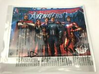 """5"""" x 7"""" Group Photo ONLY from Marvel's Avengers Earth Mightiest Edition PS4"""