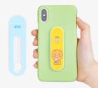 Kakao Friends Little Friends Park Ryan Apeach Finger Strap Phone Holder