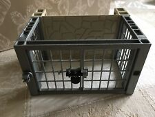 Playmobil Piece Station Oambati  4826 Cage Aux Animaux