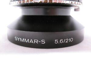 Schneider-Kreuznach Symmar-S 5.6 210mm Lens with Copal-NO.1 Shutter