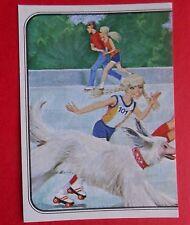 figurines prentjes cromos stickers picture cards figurine barbie 73 panini 1983