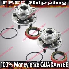 1PairFront 5 STUD Wheel Hub Bearing Pontiac 85-98 Grand AM 86-94 Sunbird 513017