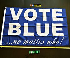 New listing Joe Biden 2020 Flag Free First Class Ship Vote Blue Biden Sign Impeach One Sided