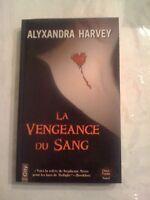Outre Tombe, Tome 2 : La vengeance du sang - Alyxandra Harvey